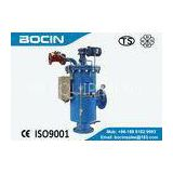 BOCIN Carbon steel Scraper Filter / gravity water filter for bad environment