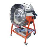 Factory Standing portable misting water spray centrifugal blower ventilator draught fan for industry