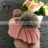 Newborn Winter Smart Cute Style Boys Shoes Baby Booties Knitting Fashionable
