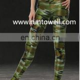 Runtowell 2013 Custom design compression women legging / women thick leggings / women sexy leggings