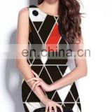 sublimation skills factory supply sublimated pattern design like dress