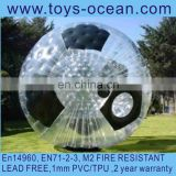 Giantinflatable soccer zorb ball ,inflatable football zorb ball