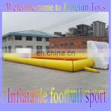 Good price inflatable soap football field