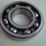 Textile Machinery 6204/6204-RS/6204-2Z High Precision Ball Bearing 45*100*25mm