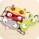 funny cartoon character customization wholesale animal sleep eye mask