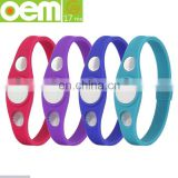 professional custom colorful bulk cheap silicone wristband