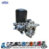 Heavy Duty European Tractor Compressed Air System Iveco Truck Air Dryer Assy 41285077