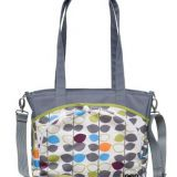 shoulder diaper bag with waterproof fabric from China
