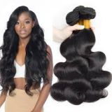 Tangle free Double Drawn Brazilian Grade 6A 18 Inches Synthetic Hair Wigs