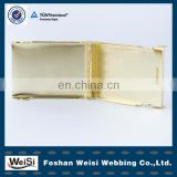 Custom Manufacturer Alloy Blank Buckle For Belts In Stock
