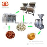 Hot Sealing Almond Cashew Peanut Cocoa Paste Grinding Making Machine Nut Butter Production Line