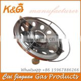 Outdoor Kitchen Kit Gas Burner for Backpacking, Camping, Emergency Preparation
