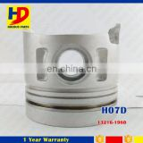 For Hino H07D Diesel Engine Piston OEM 13216-1980