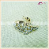 High Quality Crystal Brooch Garment Accessories Brooch Pin Wedding Bridal Dress Rhinestone Swan Brooch