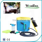 (91049)16L Multi-Purpose Portable car battery 12v powered pressure car washers