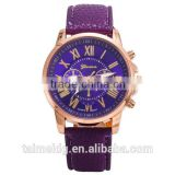 Suppliers from china pu leather watches japan movt