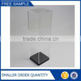 Clear Acrylic Presentation Display Box Acrylic Cups Display Stand Trophy Display Box
