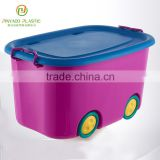 Eco-Friendly Competitive Price Multi-Function collapsible toy storage bins 60l plastic storage box