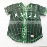 baseball buttons shirt baseball jersey wholesale for men