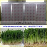 Hydroponic Barley Grass Growing Machine/Barley Sprouting Machine(SMS/Whatsapp: +86-13213238287)