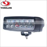 "Bright led light 6.3"" 18W auto LED Light Bar car accessories lamp led working light"
