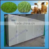 Hydroponic automatic barley fodder seeds germination system for poultry,Cattle Sheep Horse Animal Livestock