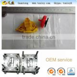 plastic spinning top toys injection moulding and mould maker