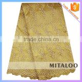 Mitaloo Competitive Price Customized China Factory French Lace Fabric For Wedding Dress MOG0195