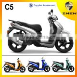 C5--ZNEN 2015 new 16inch 125CC gas scooters 150CC cheap gas scooters for sale