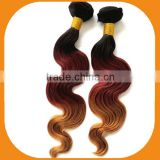 Best Price And Good Quality Ombre Hair Weaves Color 1B# -33#-27#