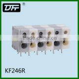 Factory price useful spade wire terminal block