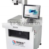 Hot CNC Air cooled Laser Marking Machine For IC Chips Plastic Digital Products Buliding Materials