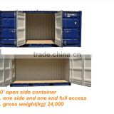open side container wholesale shipping container                                                                         Quality Choice