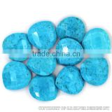blue turquoise stone faceted,wholesale semi precious rare natural heart loose gemstone suppliers,silver jewelry stones