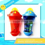 BABY plastic drinking cup with straw