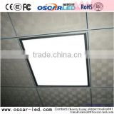 office ceiling led square light 600x600 uniformity light power 24w/32w/36w led mounted/hang ceiling led panel light