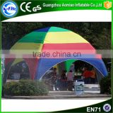 Hot selling products inflatable tent camping tent for events and parties                                                                                                         Supplier's Choice