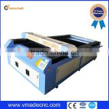 1006 1309 1610 1325 Co2 laser cutting and engraving machine for cut wood leather and plastic non-material