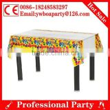 cheap party tablecloth custom printing tablecloth