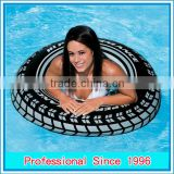 Inflatable Tyre swimming ring adult baby swim ring