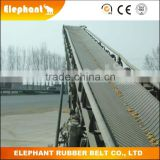 Patterned Conveyor Belt/Rubber Belt for Transport Puliverized Black Dirt/Sand