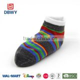 3d Baby Colorful Strip Cotton Socks
