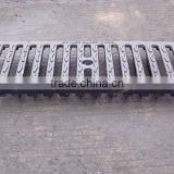 Heavy duty EN124 C250 rectangle brass floor drain grate
