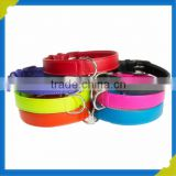 Leather dog collar dog design germany dog collar Colourful pet training collar                                                                         Quality Choice