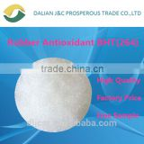 Rubber Chemical antioxidant BHT 264 Cas No 128-37-0