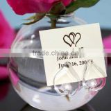 Glass Vases Wedding Card holder Favors Gifts 10