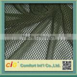 High Quality Soft Fabric Net Mesh Fabric 100 polyester mesh fabric                                                                         Quality Choice