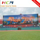 stadium led dislay screen outdoor full color video wall electronics advertising p10 p8 p6 price