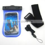 2014 newest Universal Waterproof Diving Plastic Case For Smartphone Device