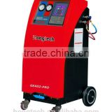 car air conditioning service machine AC station A/C refrigerant recovery recycling machine car air-con station